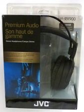 HARX900 JVC High-Grade Full-Size Headphones/Monitor/Earphones for MP3/Mixer/PC
