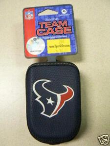 Houston Texans Cell Phone Team Case New Fone Gear