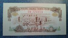1966- Vietnam 10 Dong Banknote Unc.