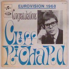 Cliff Richard 45 Tours Eurovision 1968
