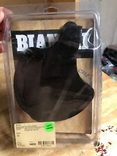 Bianchi Model 7 Shadow II LH Holster Size 14 9mm 40/45 Ruger P89/90/91 18653 A5