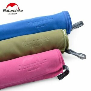 Ultralight Compact Travel Antibacterial Towel Quick Drying Microfiber Hiking Kit
