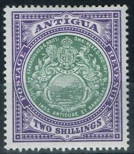 Antigua 1903 2s Grey-Green & Pale Violet SG38 Fine Mtd Mint