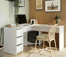 Eckschreibtisch Adaukt Computertisch Arbeitszimmer Büromöbel Computermöbel M24