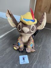 Disney Store Stitch Crashes Pinocchio Limited Edition Soft Toy 5 of 12