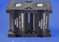 Tecate 11F 2.7V Supercapacitors 60mOhm ESR P//N TPL-11//12X20F Four 4