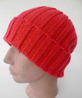 Berretto Uomo Donna lavorato a maglia con Pon Cappello Invernale