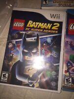 wii games Batman  LEGO