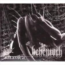 BEHEMOTH - SATANICA [PA] NEW CD