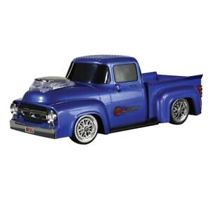 Qfx Bt-1956Blu Ford Truck Bt Spkr Blu
