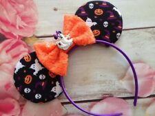 Halloween Minnie Mouse ears headband-Disneyland- Disney World-Halloween ears