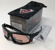 Oakley SI Ballistic Shocktube Matte Black/TR45 Titanium Iridium Lenses OO9329-03