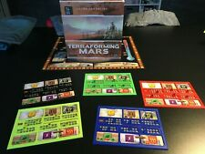 5 Plateaux / Overlay Terraforming Mars