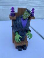 "VINTAGE 1996 Trendmaster 12"" Animated Frankensteins Monster Universal Studios"