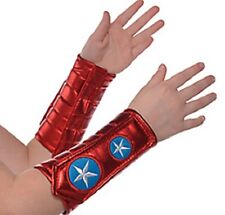 Marvel American Dream Arm Warmers Child One Size 1 Pair