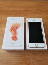 """Apple iPhone 6S Rose Gold 4.7"""" 32GB 4G LTE MetroPCS - FAST SHIPPING!!!"""