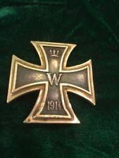 WWI German Iron Cross