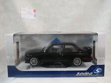 SOLIDO BMW E30 Sport EVO 1990 Black 1 18 1801501