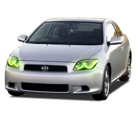 for Scion tC 05-07 Green LED Halo kit for Headlights