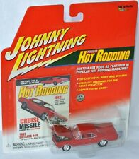 HOT rodding - 1967 Oldsmobile Cutlass 442-RED - 1:64 Johnny Lightning