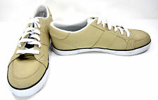 Polo Ralph Lauren Shoes Harold Canvas Khaki/Tan/Biege Sneakers Size 12