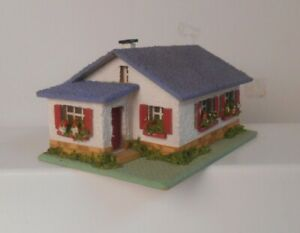 Vintage RS Spitaler 6402 House Composition Putz 1950s Germany