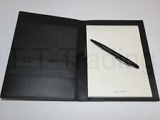 NEU A5 Schreibmappe Aktenmappe Konferenzmappe Dokumentenmappe Folder HUGO BOSS