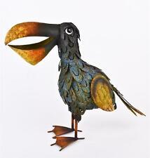 Dekofiguren aus Metall mit Tiere- & Käfer-Thema