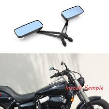 LED Davidson Schwarz für Harley 1 Paar Spiegel California