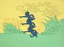 Dr Seuss Chuck Jones Horton Hears A Who Wickersham Original Production Cel Bg
