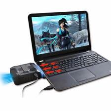 USB Laptop Cooling Fan Mini Vacuum Cooler Air Extracting Exhaust CPU Cooler