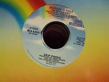 """SKIP EWING Burnin' A Hole In My Heart/Autumn's Not That Cold 7"""" 45 country"""