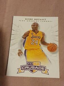 2012-13 CRUSADE #5 KOBE BRYANT ANGEL WINGS CARD