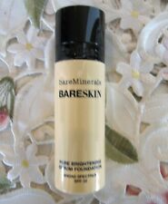 BARE MINERALS~Bare Skin BRIGHTENING SERUM FOUNDATION~04 BARE IVORY~SPF 20~1 oz