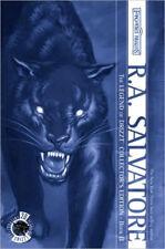 R.A. SALVATORE THE LEGEND OF DRIZZT COLLECTOR'S EDITION BOOK 2 HCDJ 1ST ED NEW
