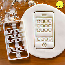 Smart Phone cookie cutters | technology mobile handphone telephone handset