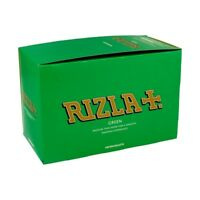 100 Rizla Green Regular Standard Cigarette Rolling Papers