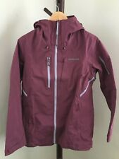 Patagonia Women's Small Powslayer Gore Tex Pro Hard Shell Rain / Snow Jacket