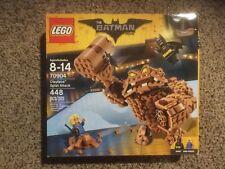 NIB Lego 70904 The Batman Movie Clayface Splat Attack 448pcs