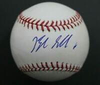 Blake Snell 2018 Cy Young Autographed Signed Baseball San Diego Padres JSA COA