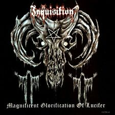 Inquisition - Magnificent Glorification of Lucifer [New CD]
