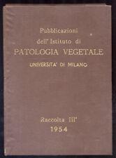 COLLECTIF, PATOLOGIA VEGETALE (VOLUME 3)