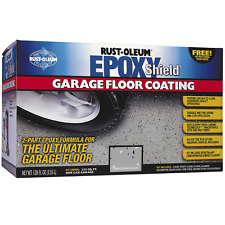 Rust-Oleum Epoxyshield Garage Floor Kit (2 Pack Epoxy Floor Paint)