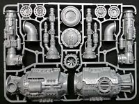 Alchomite Stack Tank Sector Mechanicus Sprue F Warhammer 40K Terrain Scenery