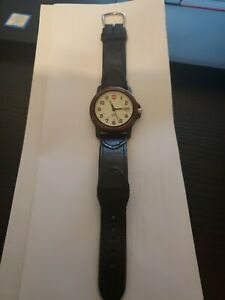 Swiss Army watch Swiss made stainless  steel 166 ft water resistant EUC
