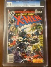 X-MEN #119 3/79 CGC 9.8 WHITE PAGES! ICONIC MOSES MAGNUM - EXCELLENT HIGH GRADE!