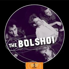THE BOLCHOÏ 5 albums box set - 5 x CD