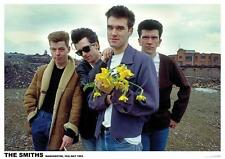 """SMITHS / THE SMITHS POSTER """"MANCHESTER 16th MAY 1983"""""""