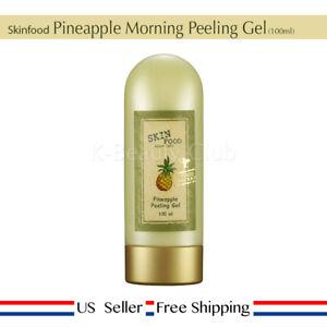 Skinfood Pineapple Peeling Gel 100ml + Free Sample [ US Seller ]