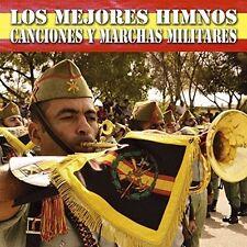 Banda Militar De Mad - Los Mejores Himnos Canciones Y Marchas Militares [New CD]